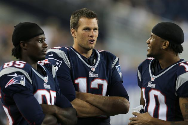New England Patriots Offense Inches Away from Greatness in First Preseason Game