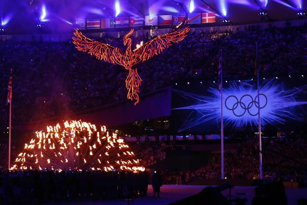 BBC: Olympic Closing Ceremony Draws 26.3M Viewers