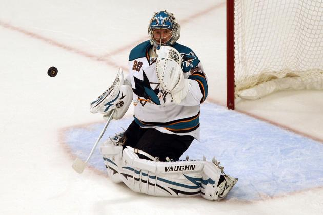San Jose Sharks Mythbusters: Importance of Veteran Role-Players