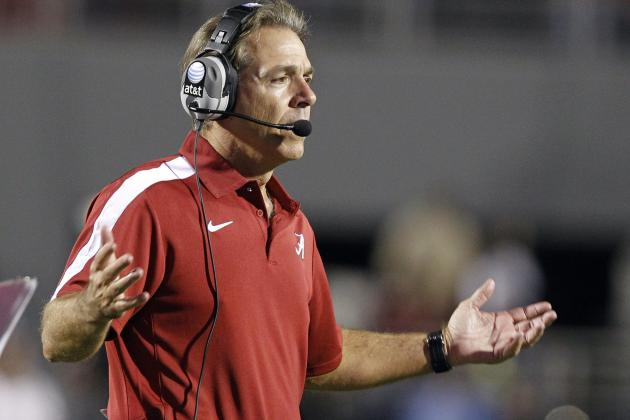Preseason College Football Rankings 2012: Analyzing Top Teams' Undefeated Hopes
