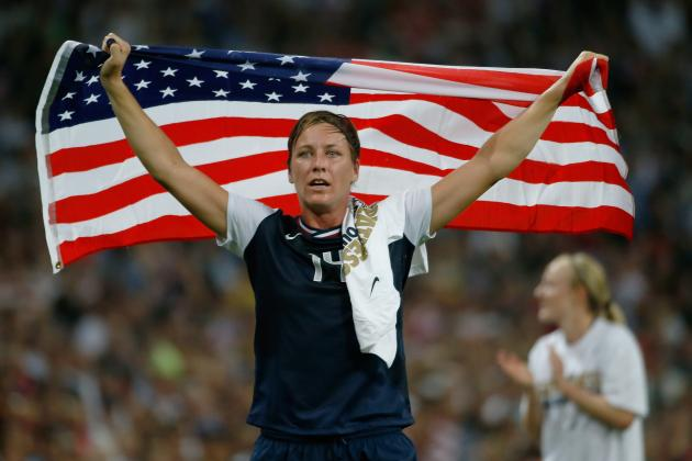 Olympic Results 2012: Why the US Women's  Soccer Gold Was Best Theatre of Games