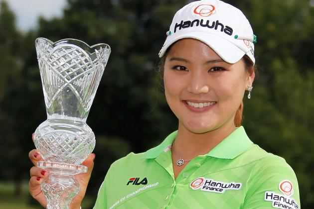 LPGA Rookie So Yeon Ryu Shoots 62 and Wins by 7 Shots at the Jamie Farr Classic