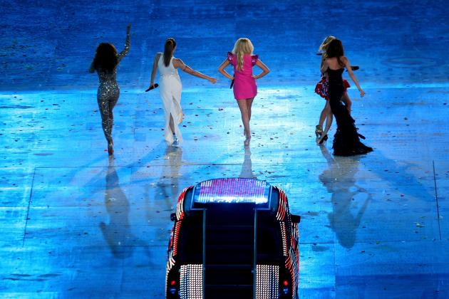 Olympic Closing Ceremony 2012: Acts We Could Have Done Without in London