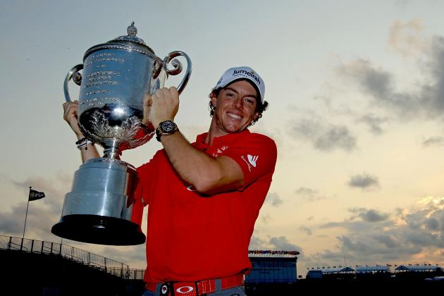 Rory McIlroy: PGA Championship Win Will Lead to Consistency