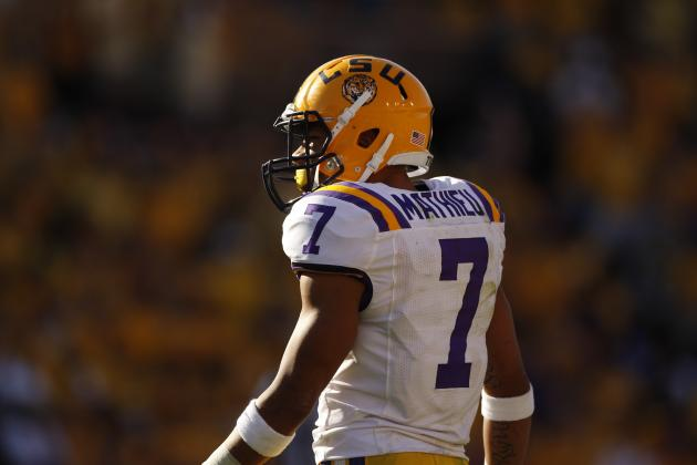 LSU Football: Why Tyrann Mathieu Dosen't Deserve Another Chance