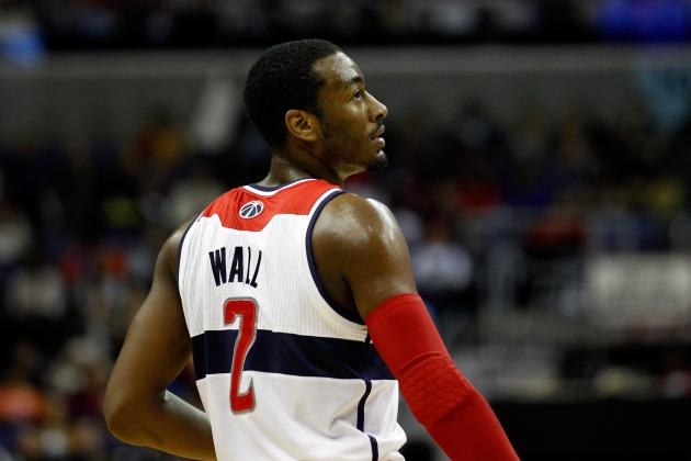 Waiting for John Wall
