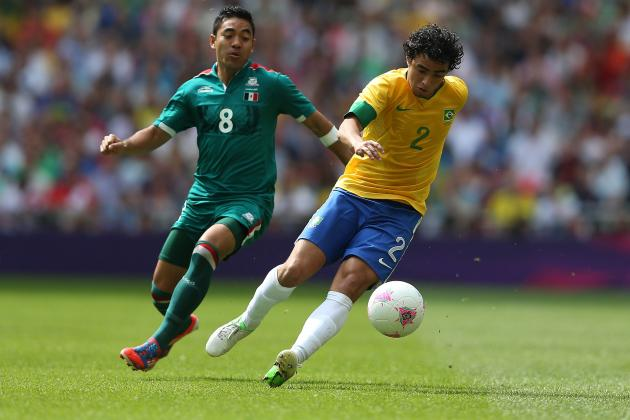 Olympics Soccer Results 2012: Brazil FA Blame Rafael for Gold Medal Defeat