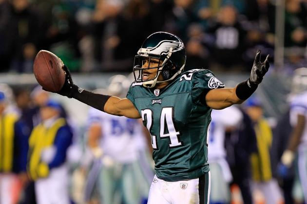 Report: Philadelphia Eagles CB Nnamdi Asomugha Tested for Concussion