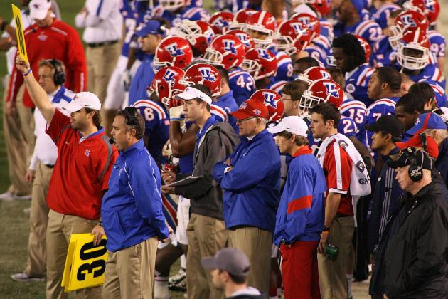 Texas A&M at Louisiana Tech: Pick Against the Spread