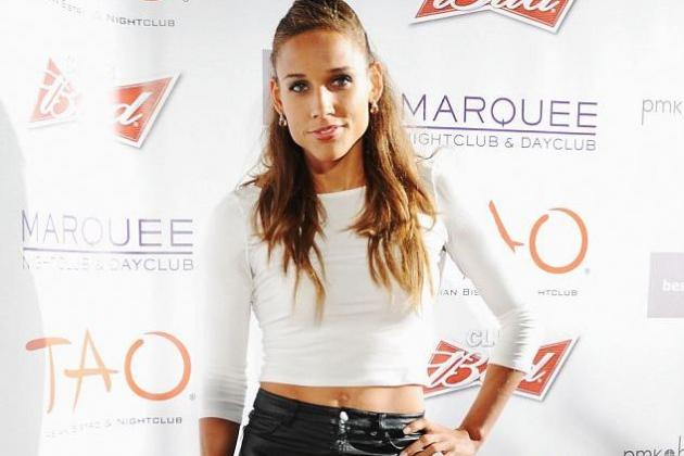Olympic Star Lolo Jones Parties It Up with Ludacris, Nas and More