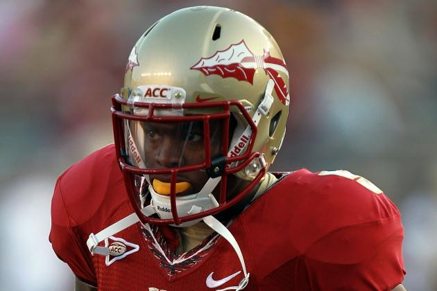 Former Florida State CB Greg Reid Reportedly Accepted at Valdosta State