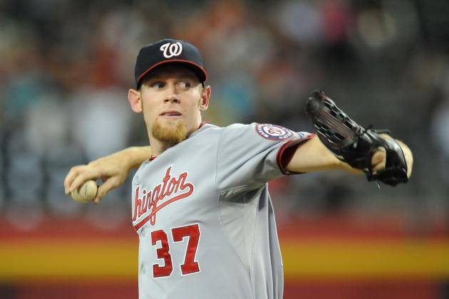 Washington Nationals Will Be Just Fine Without Stephen Strasburg