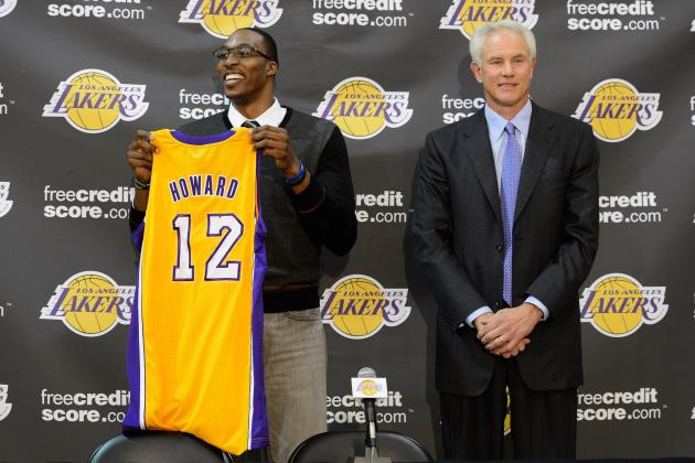 L.A. Lakers Front Office Erases Doubts with Dwight Howard Trade