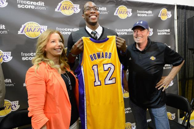 Los Angeles Lakers: Why This Season Is Win or Bust for L.A.