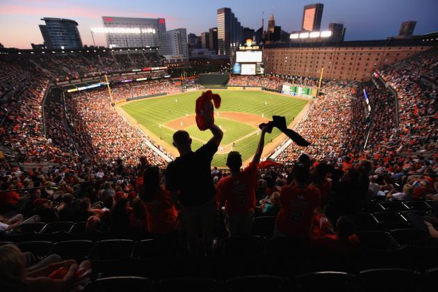 Baltimore Orioles: Time to Enjoy Scoreboard Watching at Camden Yards