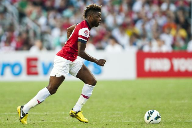 Arsenal Transfer Rumors: Gunners Can't Afford to Lose Alex Song