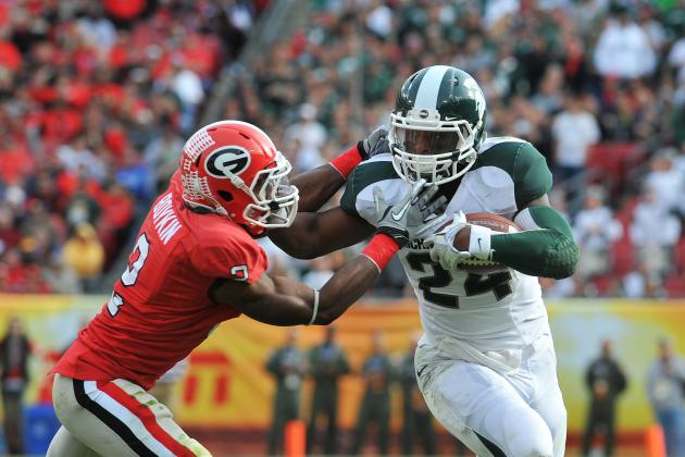 Big Ten Breakdown 2012: Michigan State Spartans, Part 2, Offense
