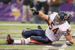 Brian Urlacher's Knee Injury a Major Concern