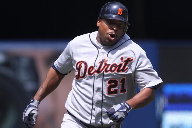 Detroit Tigers: Why Does Delmon Young Continue to Play Every Day?