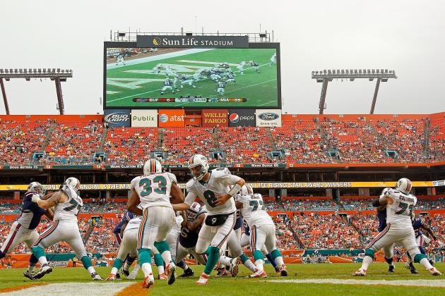 Miami Dolphins: What Happened to Running Back Daniel Thomas?