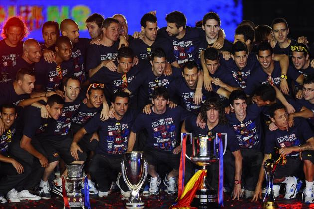 FC Barcelona: Complete Guide for the 2012-13 La Liga Season