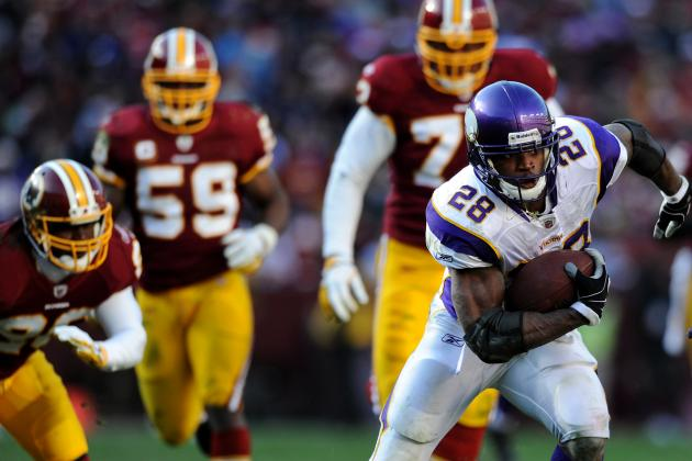 Fantasy Football 2012: Analyzing the Risk and Reward of Drafting Adrian Peterson