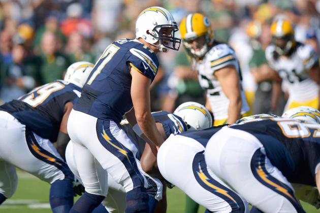 San Diego Chargers: 3 Young Chargers Struggling Through Training Camp