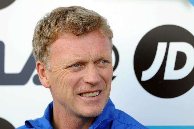 Everton: Predicting Manager David Moyes' Starting XI for 2012-13
