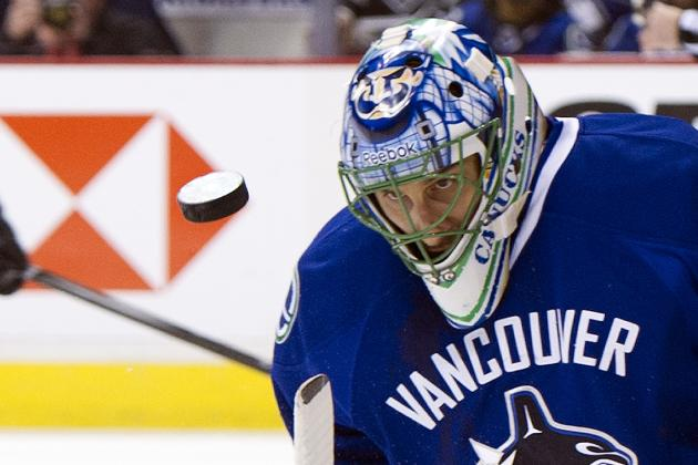 Roberto Luongo: The Latest Talk on Luongo Trade Rumors