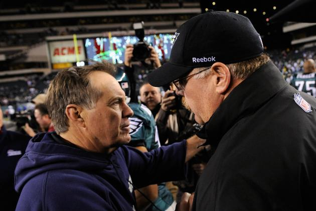 NFL Preseason 2012: Eagles vs Patriots Betting Preview