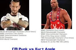 WWE/TNA News: Kurt Angle Rails CM Punk over TNA Comment