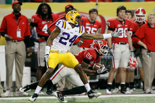 LSU Football: Tharold Simon Could Be a First-Round Pick