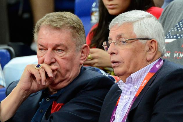David Stern, NBA Would Be Wise to Wait on Under-23 Olympics Until 2020