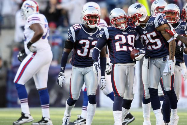 Projecting the New England Patriots' Secondary
