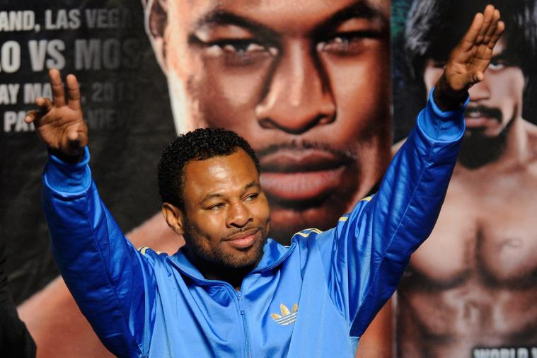 Retired or Not: 'Sugar' Shane Mosley's Greatest Wins