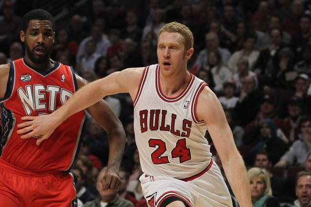 Brian Scalabrine Is Not Ready to Retire