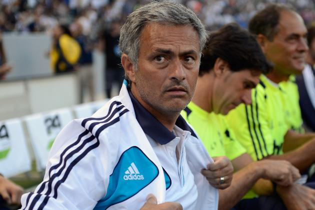 Real Madrid and Jose Mourinho May Be Too Good for Their Own Good