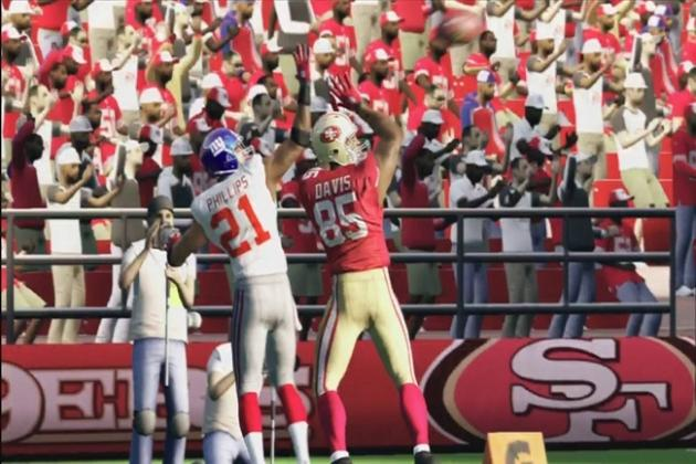 Madden 13: Demo Review for Giants vs. 49ers, Release Date, Gameplay Impressions