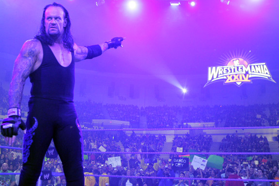 WWE SummerSlam 2012: The Undertaker's WrestleMania 29 Opponent Will Be Revealed