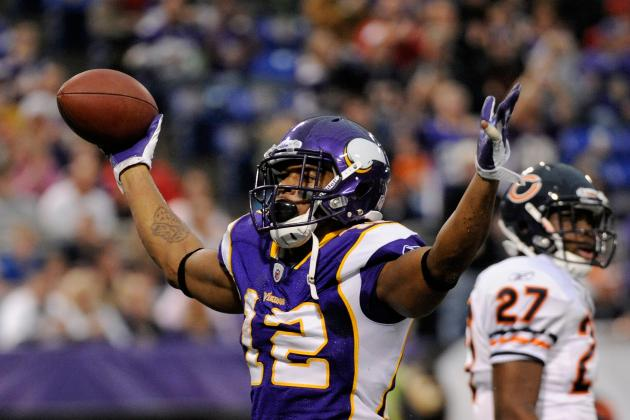 Percy Harvin: Why Vikings' WR Will Save Christian Ponder's Season