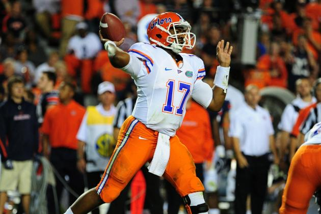 Florida Football: Gator QB Battle Isn't Something to Worry About