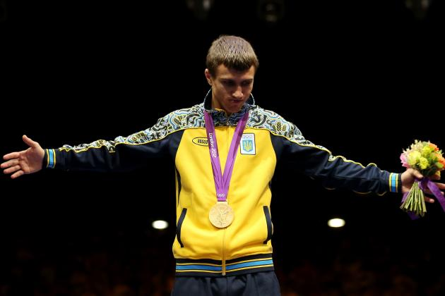 London 2012: Can APB's Signing of Vasyl Lomachenko Bridge the Pro-Amateur Gap?