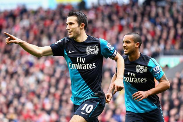 Robin Van Persie Transfer: Arsenal Must Play Hard Ball with Manchester United