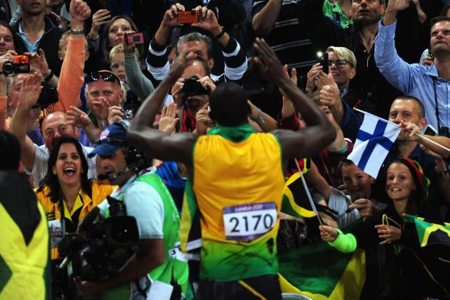 2012 Olympics: Michael Phelps and Usain Bolt Confirm Their Legacies in London