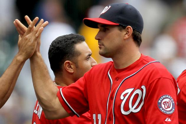 Ryan Zimmerman: Washington Nationals Third Baseman Having Huge Second Half