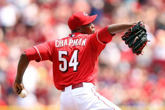 Aroldis Chapman: Does ESPN Feature on Reds Fireballer Lack Objectivity?