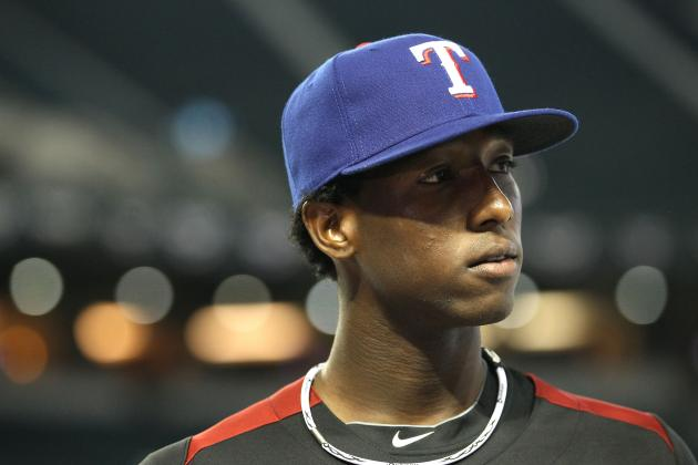 How Jurickson Profar Could Be an X-Factor for the Texas Rangers in October