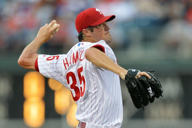 Cole Hamels: Phillies Ace a Serious Cy Young Candidate