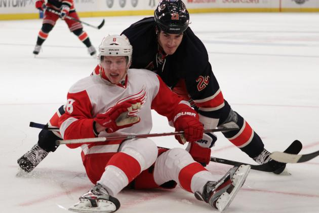 Deal Still in Works for Red Wings, Justin Abdelkader