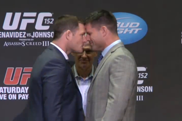 Does Michael Bisping Deserve a Title Shot If He Beats Brian Stann?